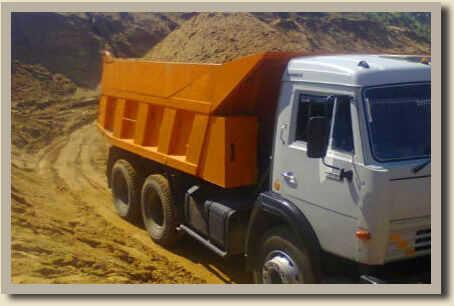 песок щебень в Лобне